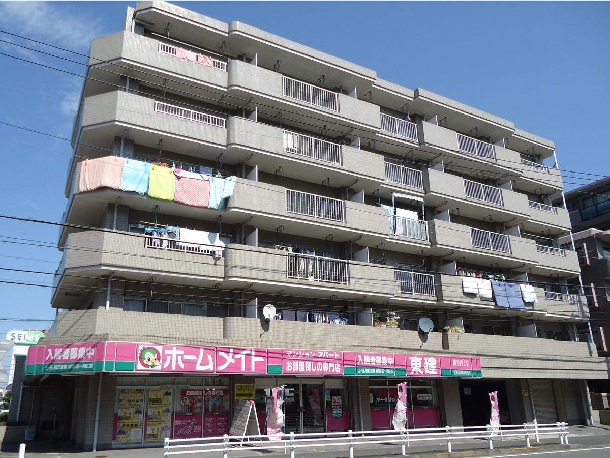 東建コーポレーション横浜西支店