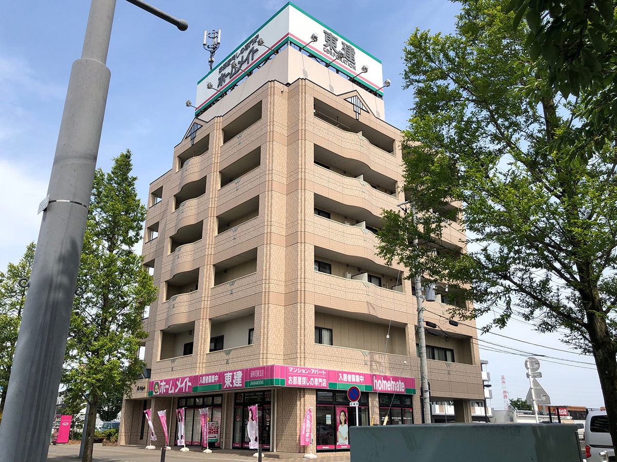 東建コーポレーション浦和美園支店